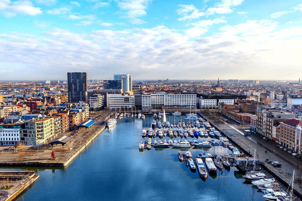 Le port d'Anvers figure comme la plaque tournante de cocaïne en Europe.