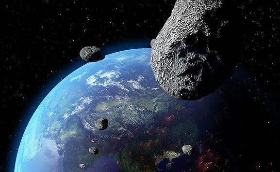 L'astéroïde 2014-JO25 passait ce mercredi à «proximité» de la Terre, à moins de 1,8 million de kilomètres (un peu moins de cinq fois la distance Terre/Lune).