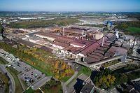 Arcelormittal - Differdange - Photo : Pierre Matgé