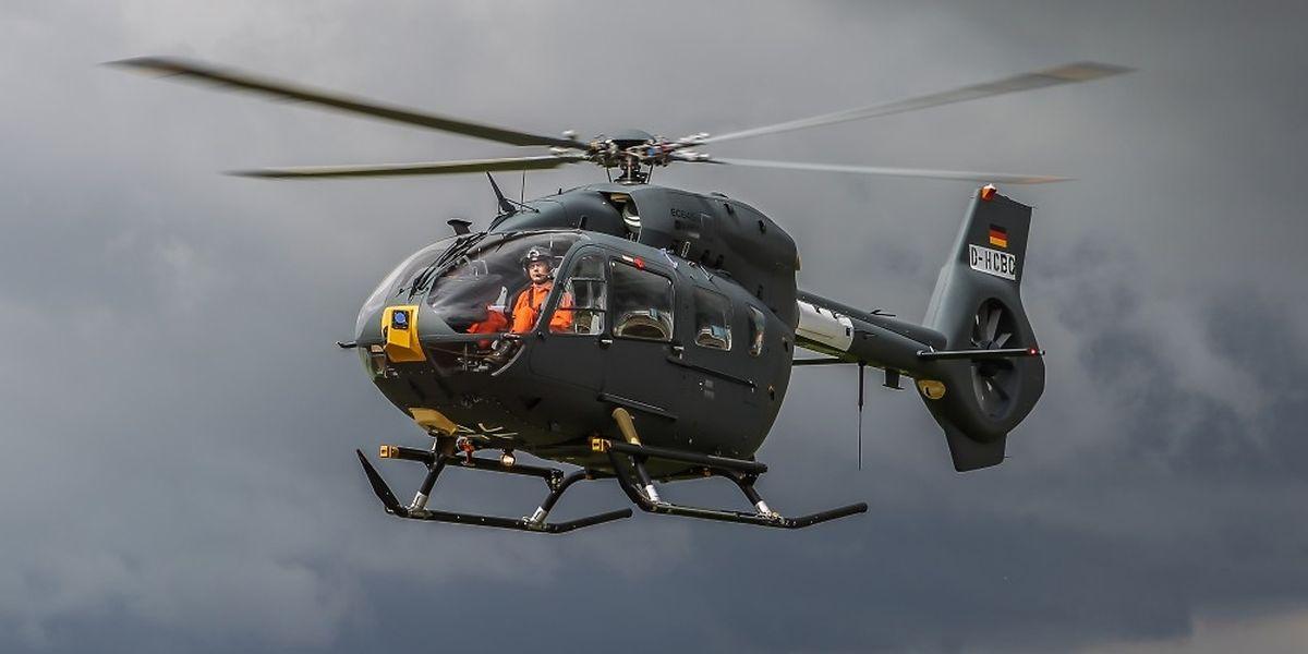 L'hélicoptère multirôle Airbus 145M - c'est la version militaire du H145 civil - sera un instrument de défense mais pourra très bien être utilisé par la police grand-ducale.