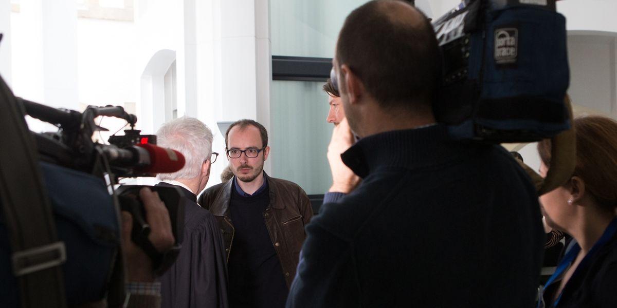 """L'avocat d'Antoine Deltour a dénoncé """"un réquisitoire caricatural""""."""