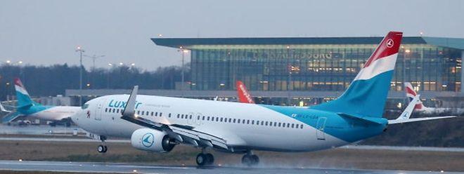 45% des 218 000 passagers supplémentaires enregistrés par lux-Airport en 2015 ont été transportés par Luxair.