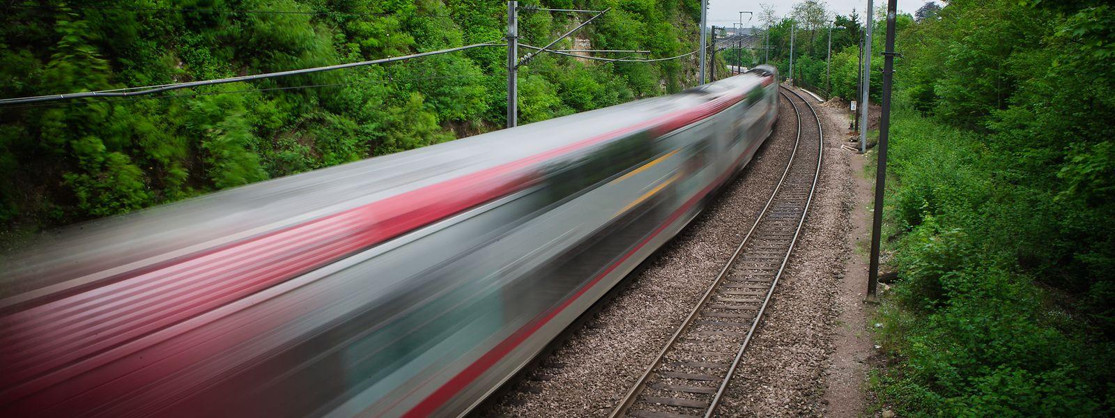 Der Vorfall soll sich auf der Strecke zwischen Rodange und Luxemburg-Stadt abgespielt haben.