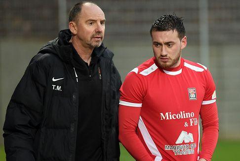 Interview mit Fußballtrainer Marc Thomé: \