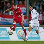 Liga das Nações. Luxemburgo perde com a Bielorrússia e deixa escapar apuramento