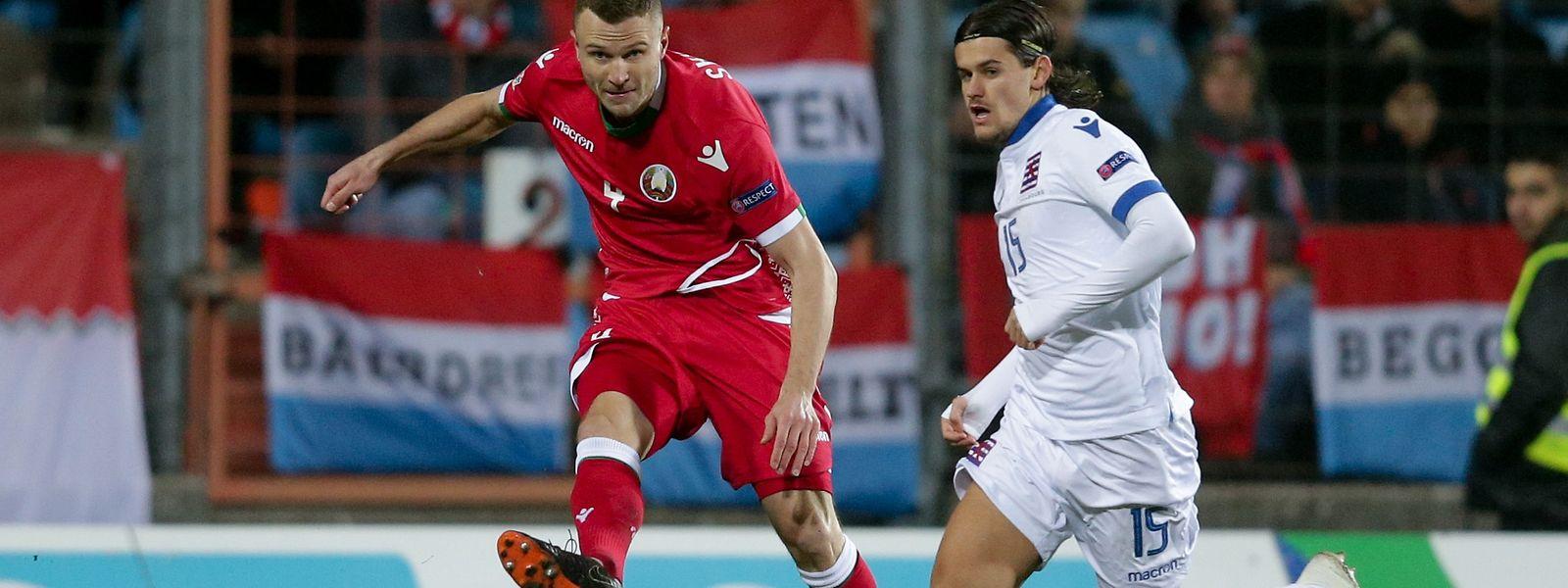 Liga das Nações. Luxemburgo perde com a Bielorrússia e deixa escapar  apuramento 46a0c2b472cb5