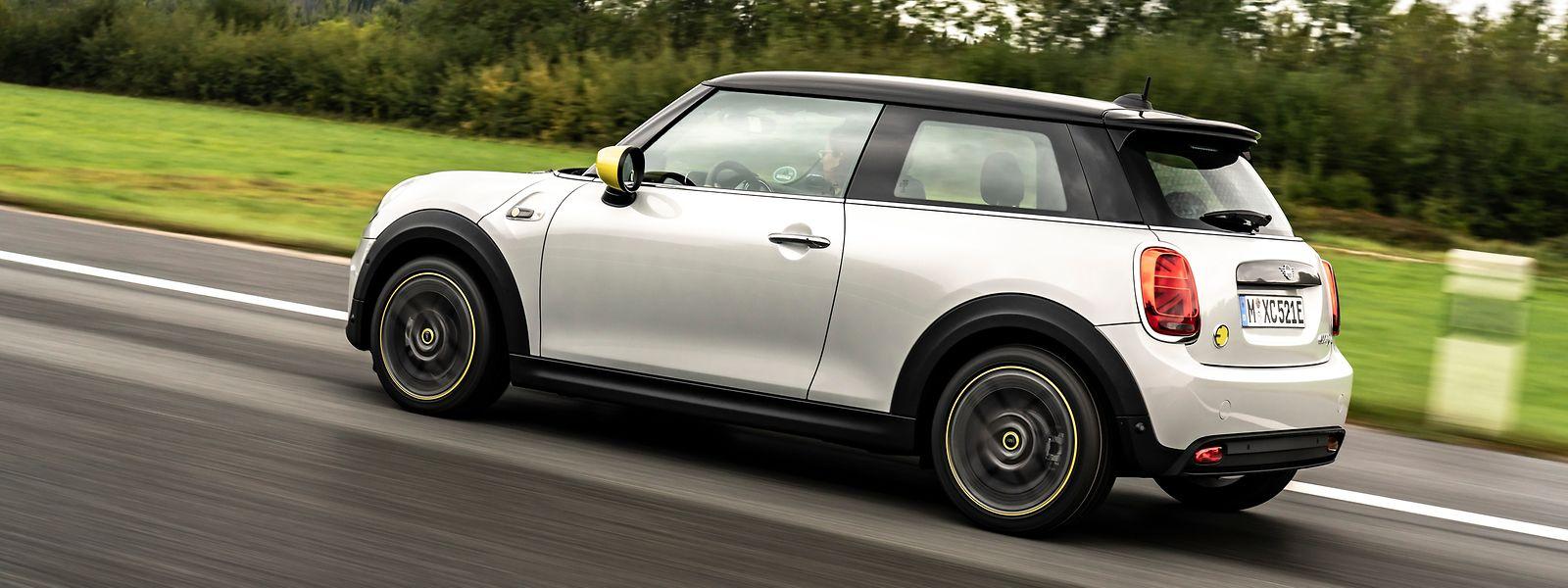Der Mini Electric soll nachhaltige Mobilität mit Fahrspaß verbinden.