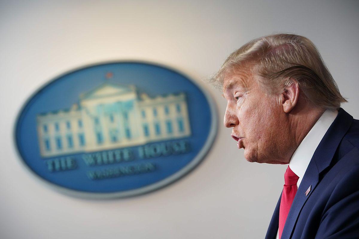 Pour Donald Trump, une «grave récession ou une dépression» pourrait faire plus de morts que l'épidémie.
