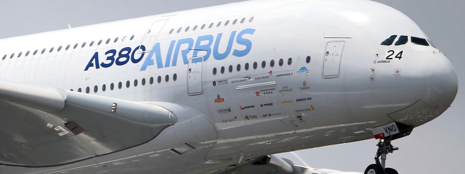 Die Tage des A380 könnten schlimmstenfalls gezählt sein.