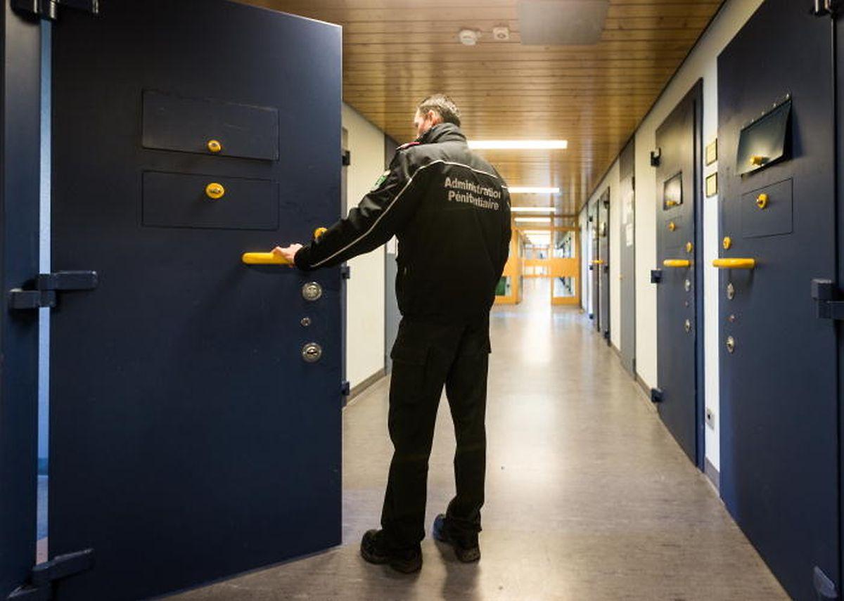 A l'horizon 2023, 300 gardiens devront être recrutés.