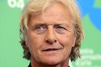 (FILES) This file photo taken on September 01, 2007 shows Dutch Rutger Hauer posing during a photocall at Venice. - Blade Runner actor Rutger Hauer dies aged 75 on July 24, 2019. (Photo by Christophe SIMON / AFP)