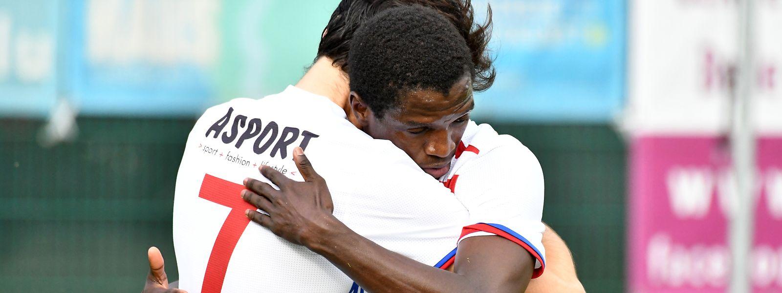 Sa conduite de balle a déjà dérouté beaucoup de défenseurs. Moussa Seydi est le nouveau fer de lance du Fola.