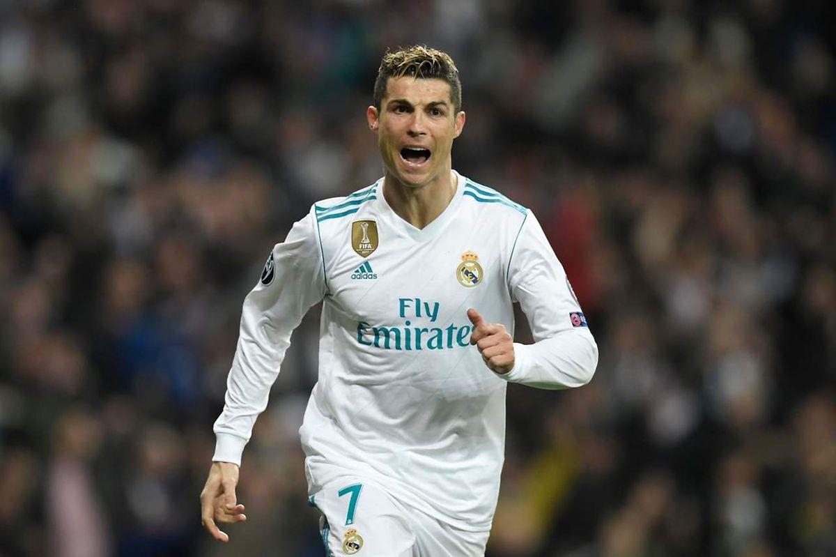 Marca histórica  Cristiano Ronaldo atinge 100 golos pelo Real na ... e16ee807749c4