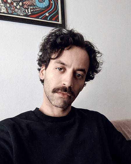 Pedro Vasconcelos é natural do Porto e está há três anos na Alemanha. Só este ano reuniu condições para encontrar um apartamento em Berlim.