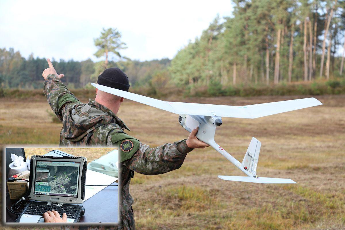 Les drones peuvent voler à une vitesse maximale de 80 km/h, pendant 60 à 90 minutes.