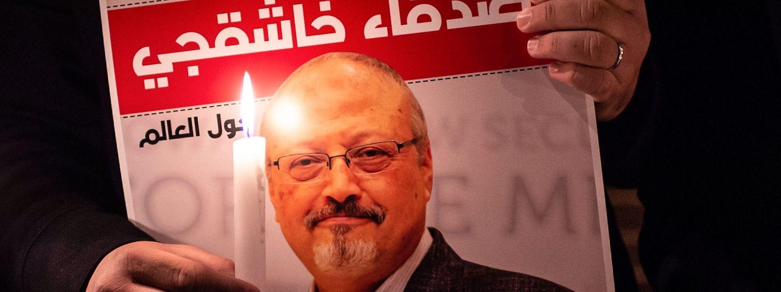 Der ermordete Journalist Jamal Khashoggi.