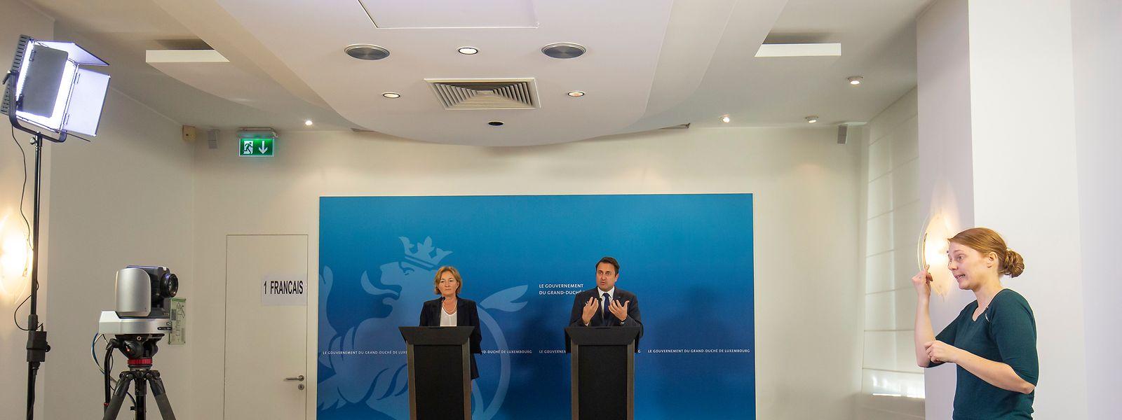 Der Luxemburger Presserat fordert einen Exit aus der defensiven Informationspolitik und möchte, dass Pressekonferenzen wieder in Anwesenheit von Journalisten abgehalten werden.