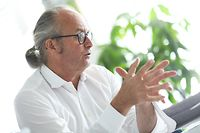 Politik, Sommerinterview Claude Turmes, Foto: Guy Wolff/Luxemburger Wort