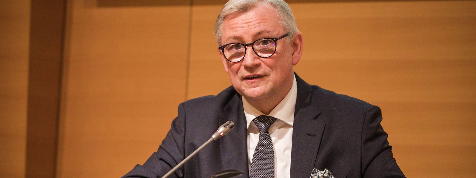 Les difficultés de l'Horesca pour trouver du personnel ne concernent pas que le Luxembourg, puisqu'«il manque en Europe 500.000 employés qualifiés», indique François Koepp.