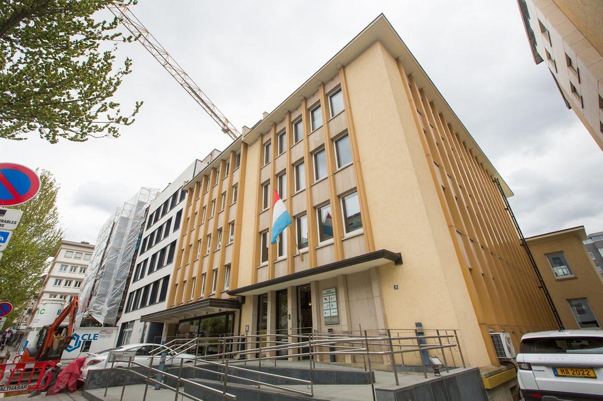 Seit 2013 befindet sich das Haus der Mikrofinanz in der Rue Glesener in Luxemburg-Stadt.