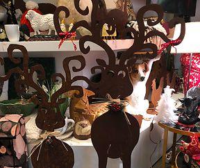Rudolph, the reindeer