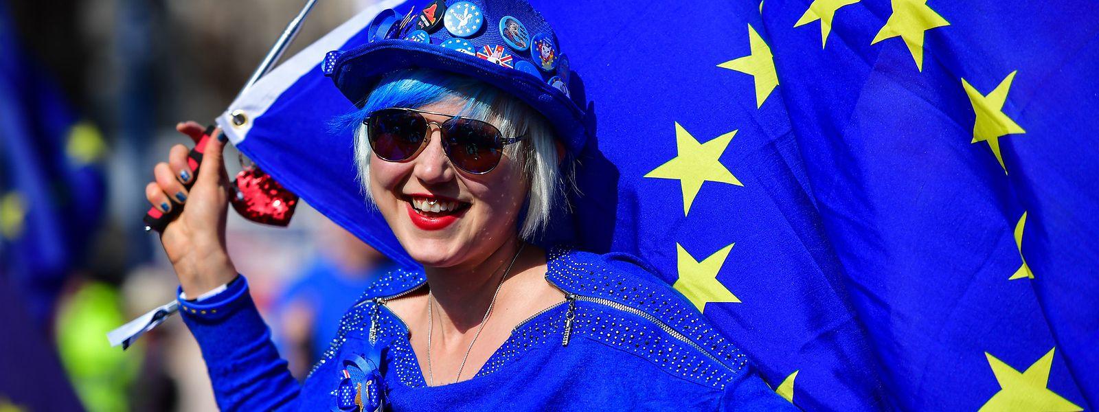 """Laut der Bertelsmann-Studie sei die """"EU-Bevölkerung tief gespalten, weil die Menschen den Zustand der Gesellschaft und ihre eigene Position darin völlig unterschiedlich wahrnehmen."""""""