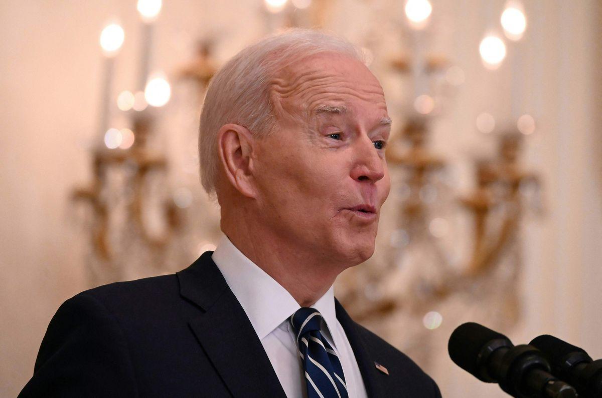 US-Präsident Joe Biden will sich gegen 20.45 zu dem Gipfel schalten.
