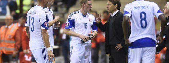 Luc Holtz pourrait emmener son groupe du côté de Marbella avant d'affronter les Pays-Bas dans le cadre des qualifications du Mondial 2018.