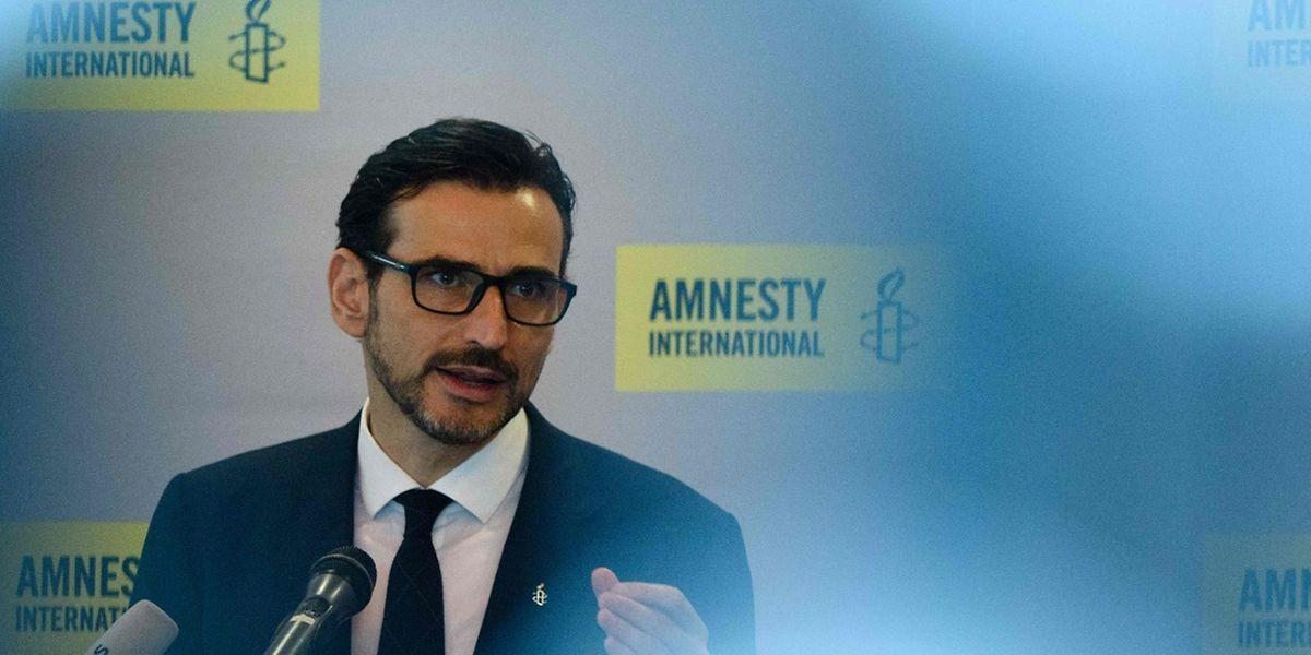 Der Bericht von Amnesty International über die Todesstrafe hat eine große Lücke: China soll pro Jahr mehrere Tausend Menschen hinrichten.