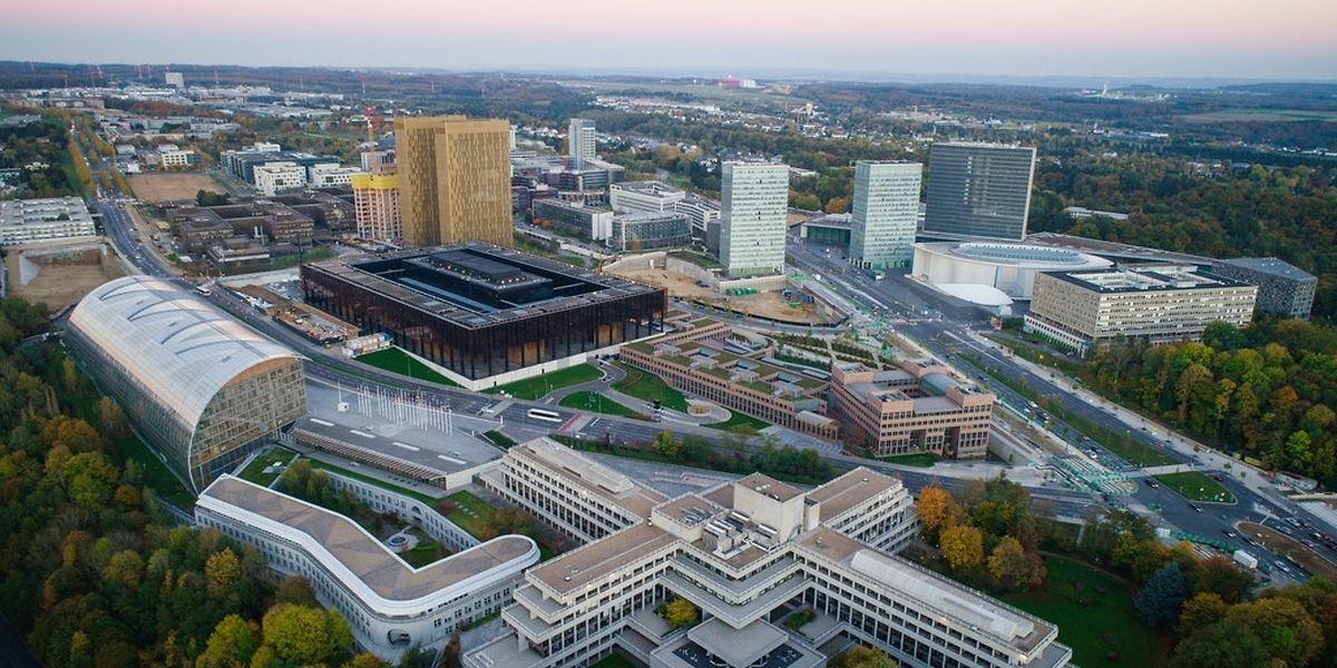 Le Parquet européen s'installera au Kirchberg, dans une partie des locaux occupés par la Commission européenne.