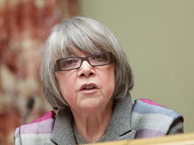 Seit 2012 war Lydie Err Bürgerbeauftragte in Luxemburg.