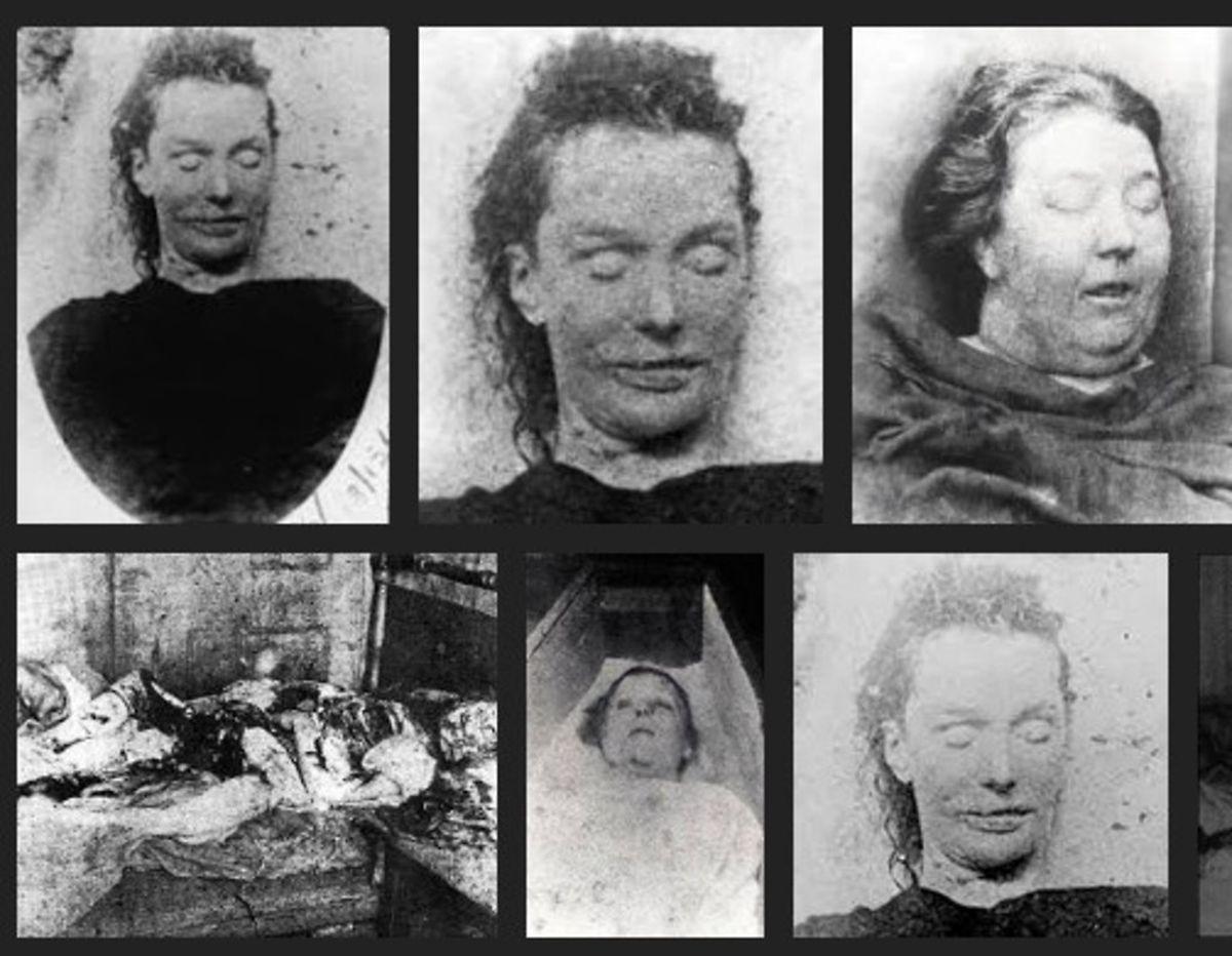 Jack The Ripper Opfer