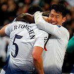 Liga dos Campeões: Tottenham goleia Dortmund e Real bate Ajax
