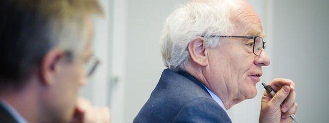 Praxisnah und effizient: Robert Biever hat sich ausführlich mit dem Ist-Zustand der Justiz befasst.