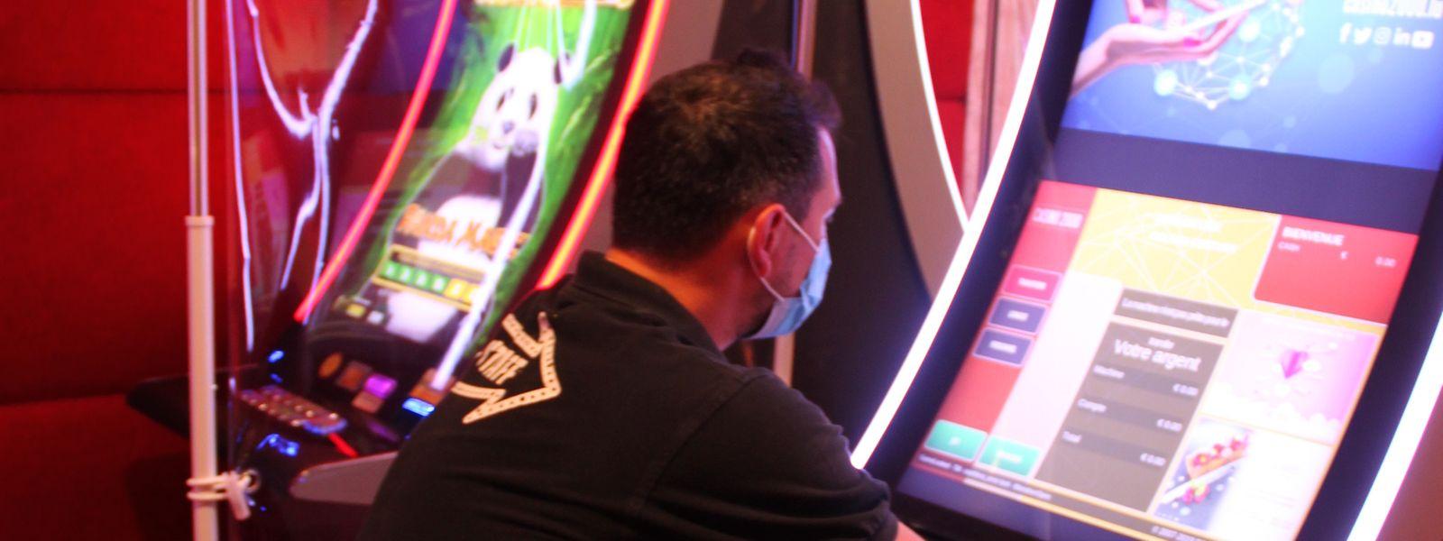 Des séparations entre joueurs viendront isoler les uns et des autres pendant les parties.