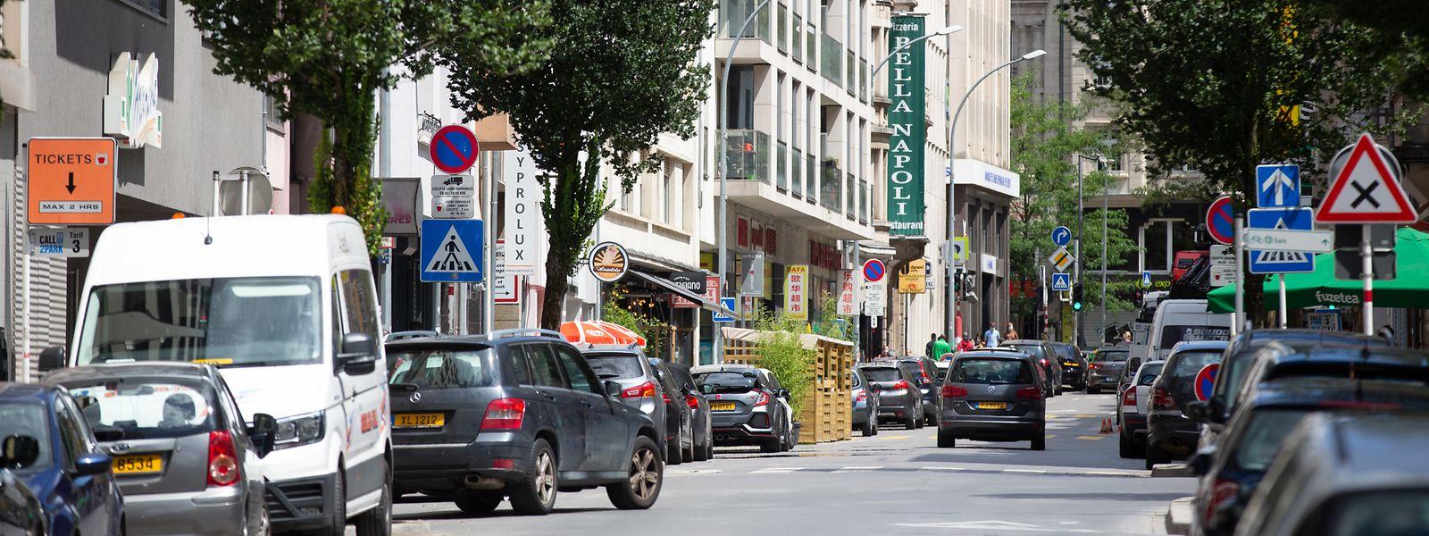 Bereits mehrmals haben die Bewohner der Rue de Strasbourg sich über das Dealen und die Kriminalität in ihrer Straße beschwert.
