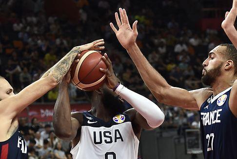 US-Basketballer scheitern an Frankreich