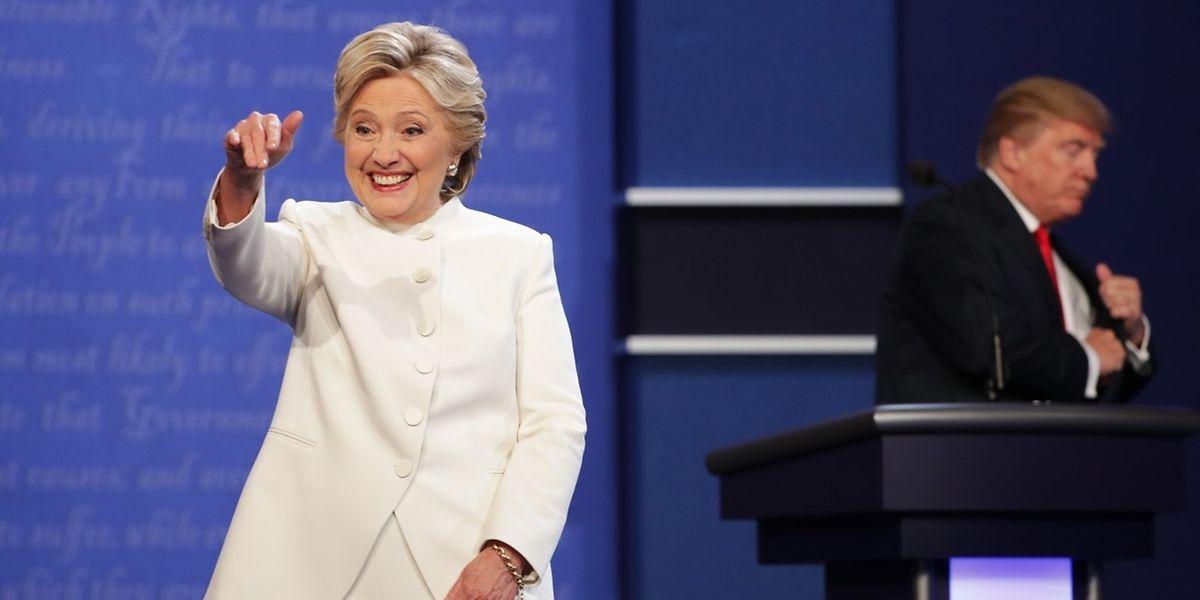 Le dernier débat pour les présidentielles entre les deux candidats Hillary Clinton et Donald Trump a eu lieu mercredi soir à Las Vegas.
