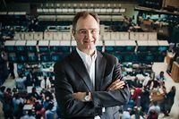 Dr. Stephan Leithner, CEO von Clearstream - Foto : Pierre Matgé/Luxemburger Wort