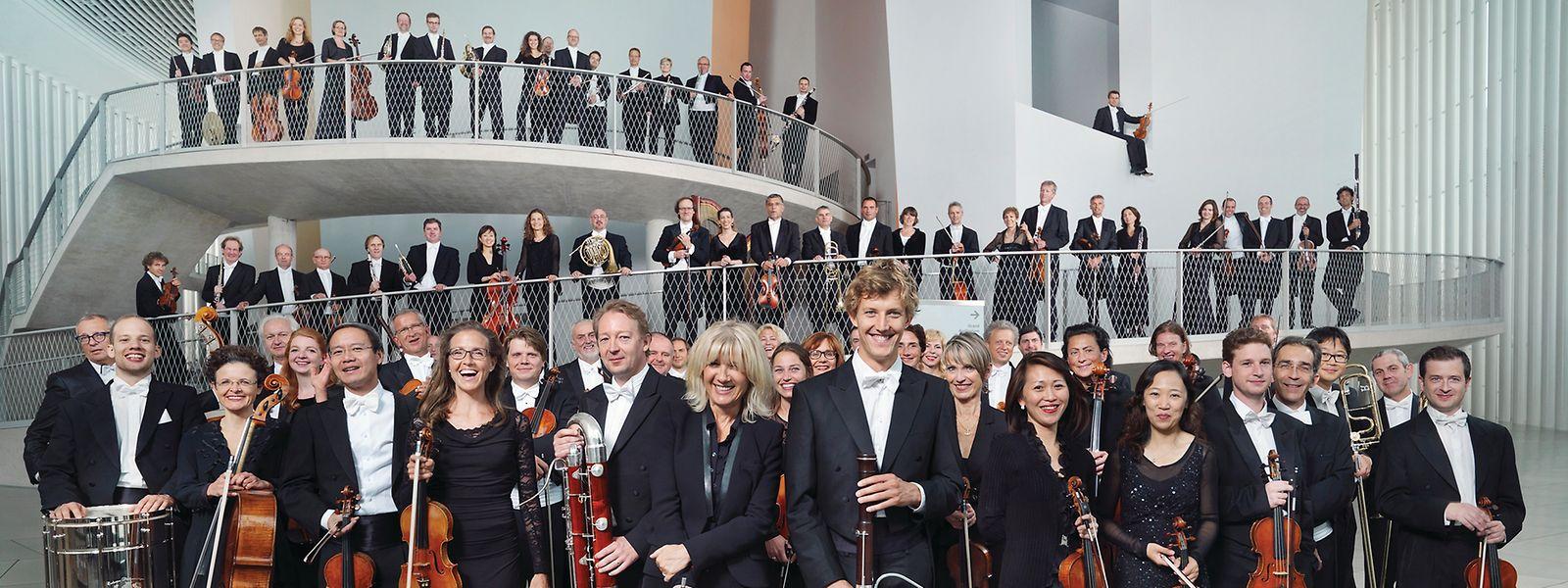 O concerto da Orquestra Filarmónica do Luxemburgo é uma das nossas propostas culturais para os próximos dias.