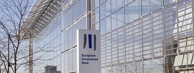 Die Europäische Investitionsbank hat ihren Sitz auf Kirchberg.