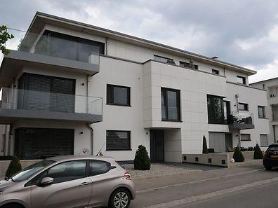 In der Wohnung des Ehepaars in der Rue des Maraîchers Kirchberg war es zu dem blutigen Streit gekommen.