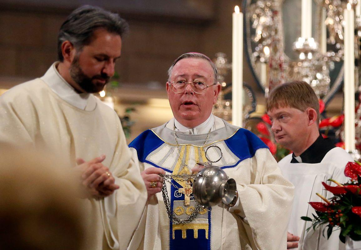 Das sonntägliche Pontifikalamt