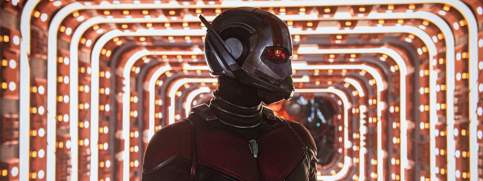 Wieder einmal warten große Aufgaben auf Ant-Man alias Scott Lang (Paul Rudd).