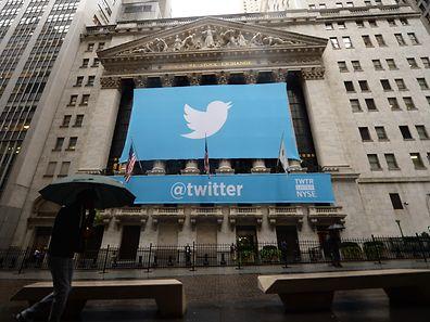 Auch Twitter war von der Attacke betroffen.