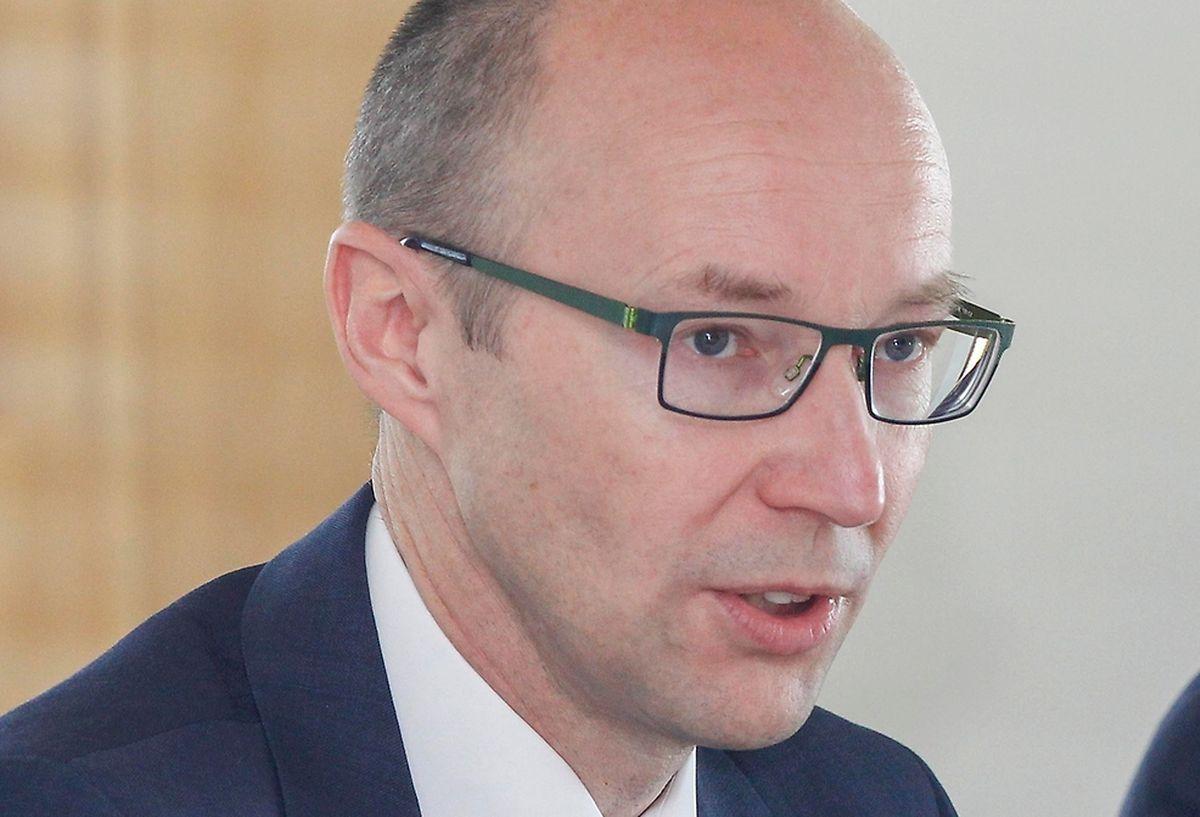 Verwaltungsratspräsident Marco Hoffmann hatte keine neuen Infos zum Aktionärswechsel.
