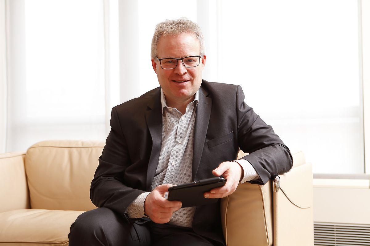 Philippe Henry, ministre wallon du Climat.