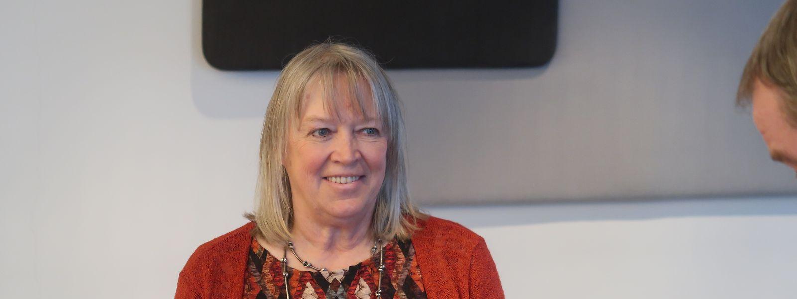 Antoinette Beck-Stiefer wurde am Mittwoch als neues Ratsmitglied von Bürgermeister Michel Wolter in der Gemeinde Käerjeng vereidigt.