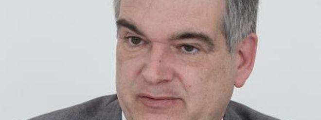 Vor seinem Posten als CSSF-Chef war Claude Marx 17 Jahre lang Angestellter der HSBC.