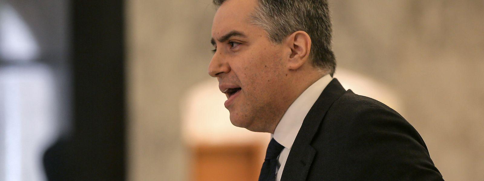 Mustafa Adib, Libanons designierter Ministerpräsident, kündigte am Samstag seinen Rücktritt an.